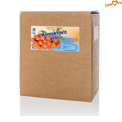 Homoktövis velő termelői (3L)